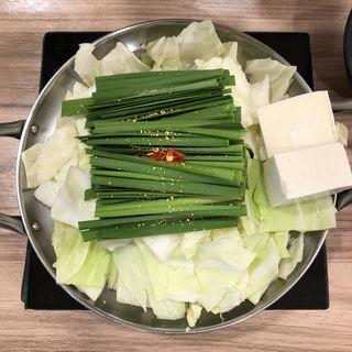 もつ鍋(もつ鍋 おおやま 博多駅店 )