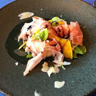 サラダ(SAGRA (さぐら 【旧店名】cucina italiana LUNGAMO))