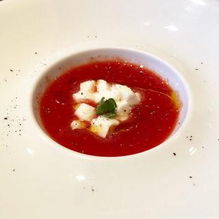 スープ(SAGRA (さぐら 【旧店名】cucina italiana LUNGAMO))