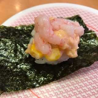 えび海老マヨサラダ包み(かっぱ寿司 西京極店 )