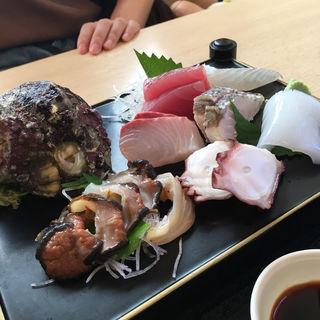 刺身定食(むつみ )