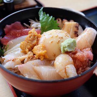 海鮮むつみ丼(むつみ )