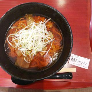 勝浦タンタンメン(厚木パーキングエリア外回り ショッピングコーナー)