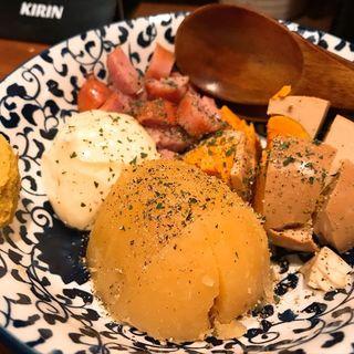 ポテトサラダ(初雪食堂 )