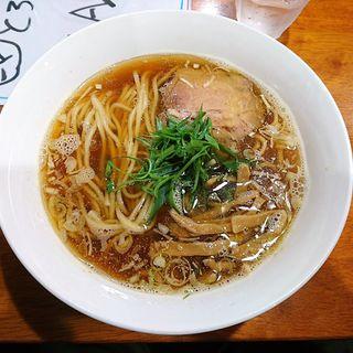 鶏出汁醤油らーめん(桐麺 )