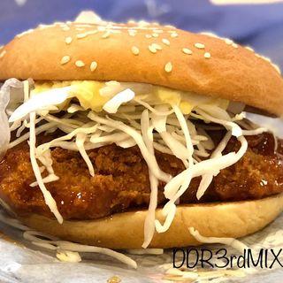 チキン南蛮バーガー(マクドナルド 福田屋ショッピングプラザ店 )