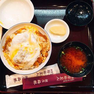 カツ丼(銀座 梅林 本店)