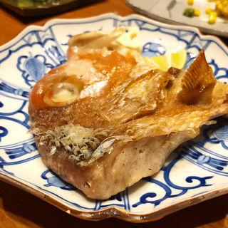 鯛の炭焼き(りょうりや 御旅屋 )