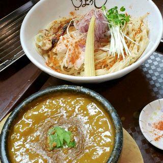 スパイシーカレードロつけ麺(麺のようじ (【旧店名】大阪拳))