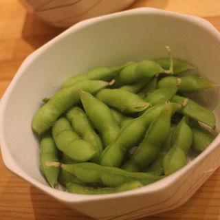 枝豆(串鳥 南二条店)