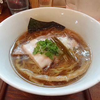 醤油しき麺(麺ゃ しき )