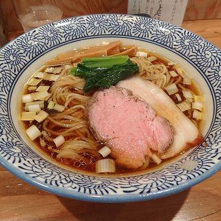 醤油中華蕎麦(麺処 ぐり虎 本店)