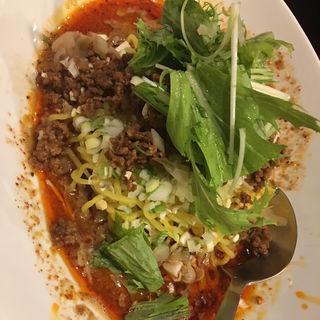 汁なし担々麺(餃子苑 (ギョウザエン))