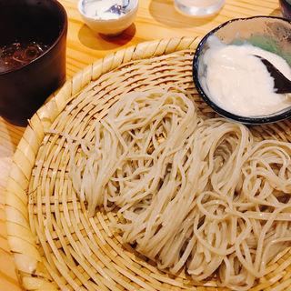 十割蕎麦ぼっち盛り(戸隠 つきや)