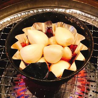 焼きにんにく(食辛房 福山春日店 (クイシンボウ))
