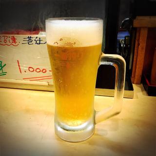 生ビール(ひさ花 )