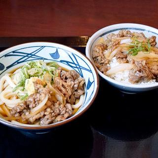 牛山盛りうどん(丸亀製麺 高松レインボー通り店 )