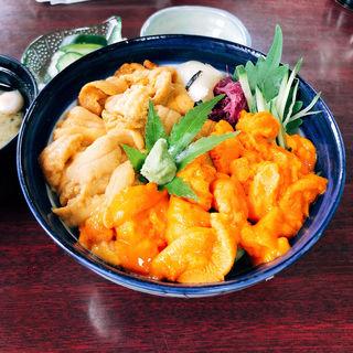 赤白丼(純の店 )
