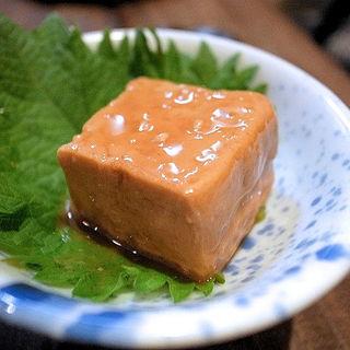 豆腐よう(炭火串焼 興)