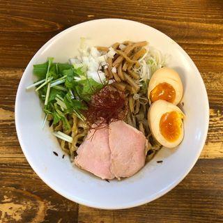 油そば 味玉(くじら食堂 )