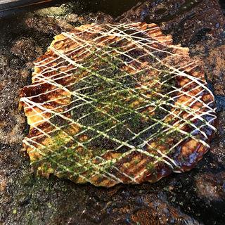 豚お好み焼き