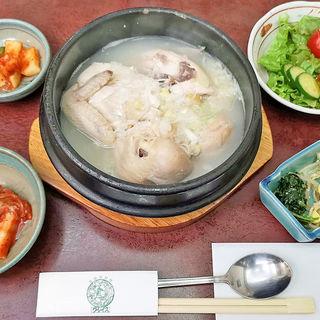 参鶏湯(グレイス 麻布十番店 )
