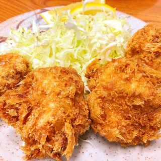 特上ヒレかつ定食(とんかつ繁 (とんかつ しげ))