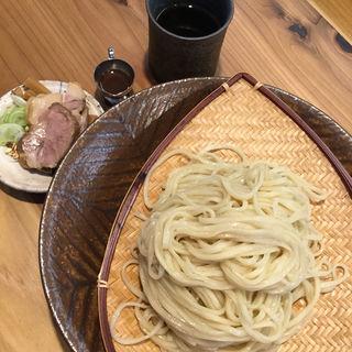 ざる中華(だし・麺 未蕾)