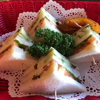 野菜サンド(再會  (サイカイ))