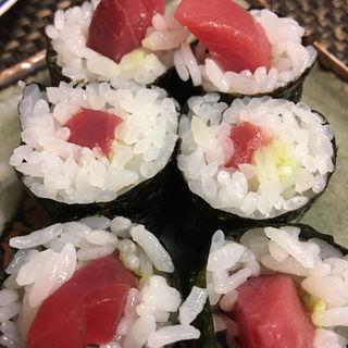 生本マグロの鉄火巻(鮮魚 菜菜魚魚 (センギョ サイサイトト))