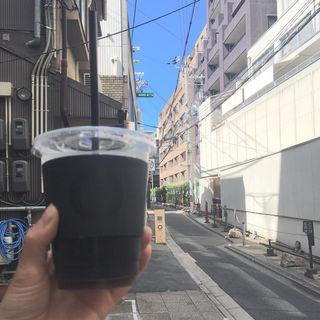 コールドブリューコーヒー(Coffee Base Kanondo)