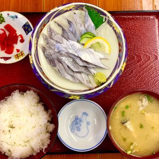 タチウオ刺し(竹野鮮魚 )