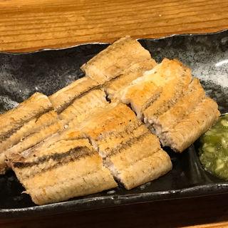 うなぎ白焼(つきよし )