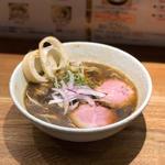 煮干しブラック(らーめん専門 和心 武庫之荘店)