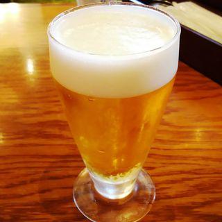 ランチビール(アジアンビストロDai 武蔵小杉店)