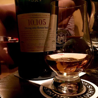 SMWS 10.105 DIVING INTO FLOWER BEDS(Bar Boot Camp(ブートキャンプ))