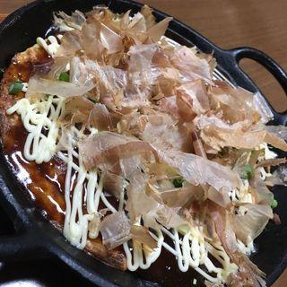 山芋納豆鉄板(汁べえ )