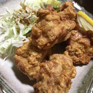 鶏の唐揚げ(汁べえ )