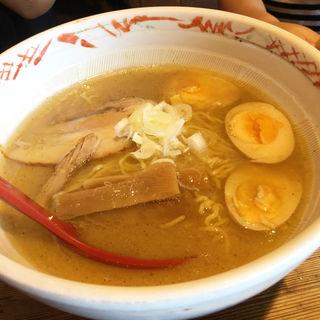 白湯しお(麺屋 雄 (めんやゆう))