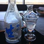 杵の川 生酒(鉄板焼きダイニング竹彩)