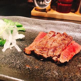【お試しステーキコース】TWILIGHT ~トワイライト~(銀座のステーキ 銀座中央店 )