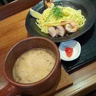 鶏海老つけ麺(麺や いま村)
