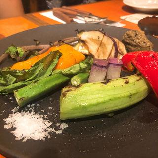 タカナシ農場の三浦野菜グリル(Meat&Bakery TAVERN (タバーン))