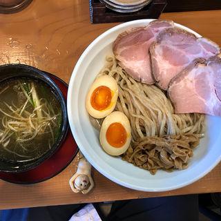 春よ恋石臼挽き全粒粉つけ麺(麺屋 一刃)