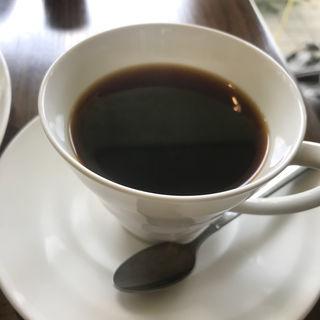 ブレンドコーヒー モーニングセット(カフェ BAMBOOHOUSE (バンブーハウス))