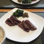 牛タン定食 ミックス