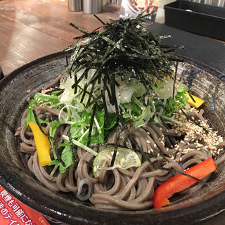 鶏ガッつけ蕎麦(札幌ガッつけ蕎麦 )