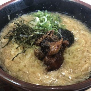 すっぱんラーメン(ワイナリーレストラン朝霧の庄 )