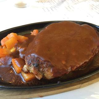 ハンバーグステーキ(ノンシャラン)