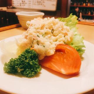 自家製 ポテトサラダ(魚貞)